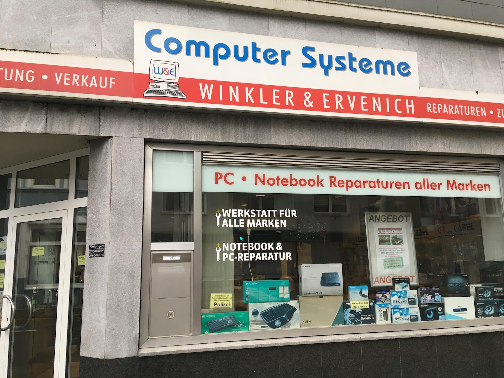 Computersysteme-Ervenich-Winkler